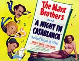 A Night in Casablanca - 22 x 28 Movie Poster - Half Sheet Style A