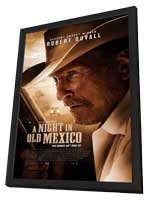 A Night in Old Mexico - 27 x 40 Movie Poster - Style A - in Deluxe Wood Frame