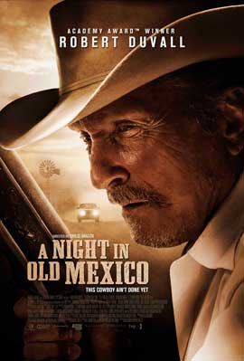 A Night in Old Mexico - 27 x 40 Movie Poster - Style A