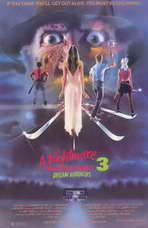 A Nightmare on Elm Street 3: Dream Warriors - 11 x 17 Movie Poster - Style A