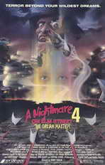 A Nightmare on Elm Street 4: Dream Master - 11 x 17 Movie Poster - Style A