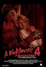 A Nightmare on Elm Street 4: Dream Master - 11 x 17 Movie Poster - Style C