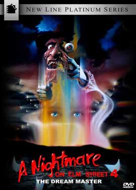 A Nightmare on Elm Street 4: The Dream Master - 27 x 40 Movie Poster - Style A