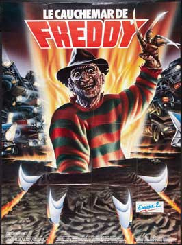 A Nightmare on Elm Street 4: The Dream Master - 27 x 40 Movie Poster - French Style A