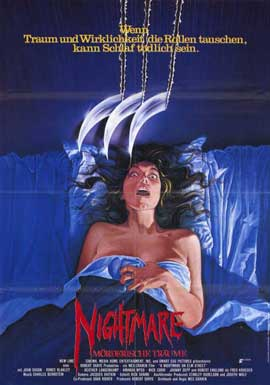 A Nightmare on Elm Street - 11 x 17 Poster - Foreign - Style A