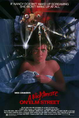 A Nightmare on Elm Street - 27 x 40 Movie Poster - Style A