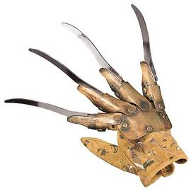 A Nightmare on Elm Street - Deluxe Freddy Krueger Metal Glove