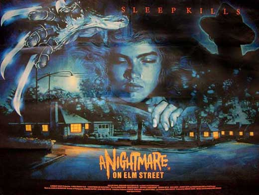 A Nightmare on Elm Street Movie Posters From Movie Poster Shop