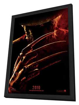 A Nightmare on Elm Street - 11 x 17 Movie Poster - Style A - in Deluxe Wood Frame