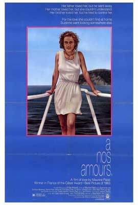 A Nos Amours - 27 x 40 Movie Poster - Style A