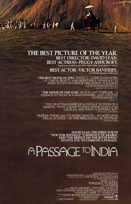 A Passage to India - 11 x 17 Movie Poster - Style A