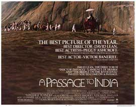 A Passage to India - 11 x 14 Movie Poster - Style A