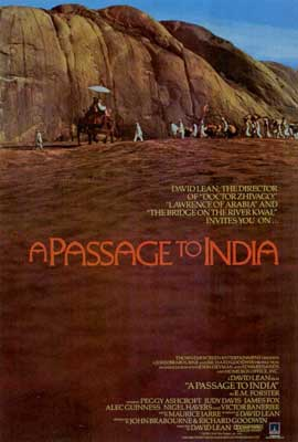 A Passage to India - 11 x 17 Movie Poster - Style B