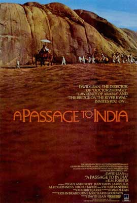 A Passage to India - 27 x 40 Movie Poster - Style B