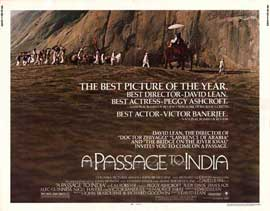 A Passage to India - 22 x 28 Movie Poster - Half Sheet Style A