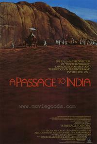 A Passage to India - 43 x 62 Movie Poster - Bus Shelter Style A