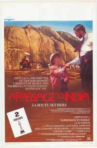 A Passage to India - 11 x 17 Movie Poster - Belgian Style A