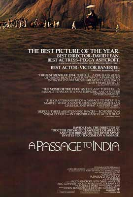 A Passage to India - 27 x 40 Movie Poster - Style A