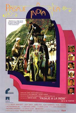A Passage to India - 27 x 40 Movie Poster - Spanish Style A