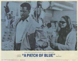 A Patch of Blue - 11 x 14 Movie Poster - Style F