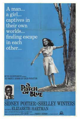 A Patch of Blue - 27 x 40 Movie Poster - Style A