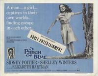 A Patch of Blue - 22 x 28 Movie Poster - Half Sheet Style A