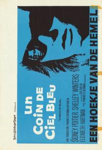 A Patch of Blue - 11 x 17 Movie Poster - Belgian Style A