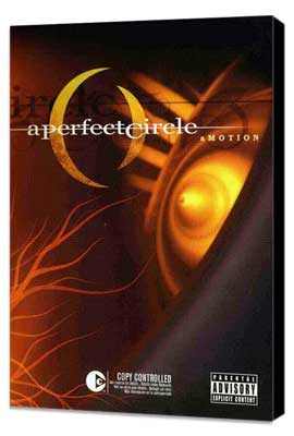 A Perfect Circle: Amotion - 11 x 17 Movie Poster - Style A - Museum Wrapped Canvas