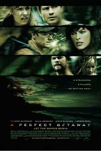 A Perfect Getaway - 11 x 17 Movie Poster - Style A