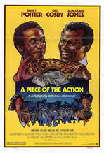 Piece of the Action - 27 x 40 Movie Poster - Style A