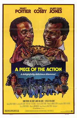 Piece of the Action - 11 x 17 Movie Poster - Style A