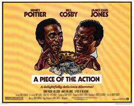 Piece of the Action - 11 x 14 Movie Poster - Style A
