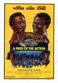 Piece of the Action - 43 x 62 Movie Poster - Bus Shelter Style A