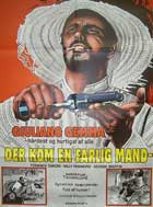 A Pistol for Ringo - 11 x 17 Movie Poster - Danish Style A