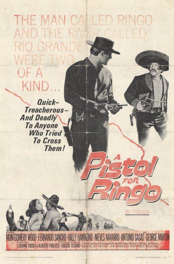 A Pistol for Ringo movie