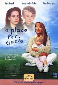 A Place for Annie - 27 x 40 Movie Poster - Style A