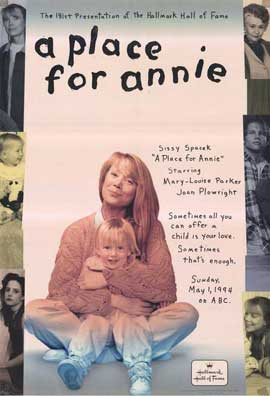A Place for Annie - 11 x 17 Movie Poster - Style B