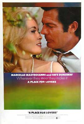 Place for Lovers - 27 x 40 Movie Poster - Style B