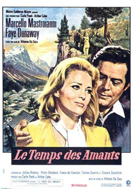 Place for Lovers - 11 x 17 Movie Poster - French Style A