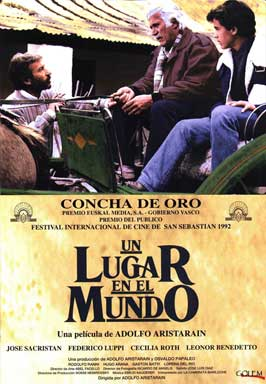 A Place in the World - 27 x 40 Movie Poster - Spanish Style A