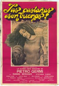 A Pocketful of Chestnuts - 27 x 40 Movie Poster - Spanish Style A
