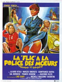 A Policewoman on the Porno Squad - 11 x 17 Movie Poster - French Style A
