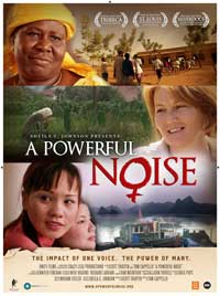 A Powerful Noise - 43 x 62 Movie Poster - Bus Shelter Style A