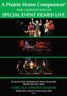 A Prairie Home Companion Live in HD! - 11 x 17 Movie Poster - Style A