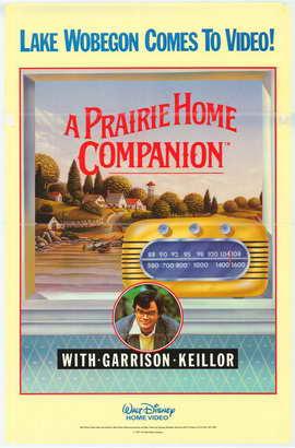 A Prairie Home Companion - 11 x 17 Movie Poster - Style A