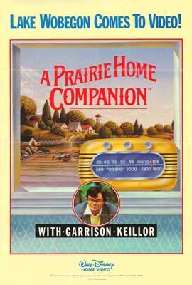 A Prairie Home Companion - 27 x 40 Movie Poster - Style A