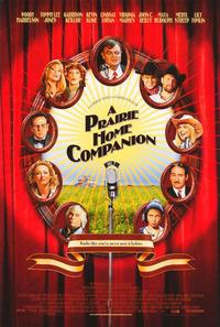 A Prairie Home Companion - 43 x 62 Movie Poster - Bus Shelter Style A