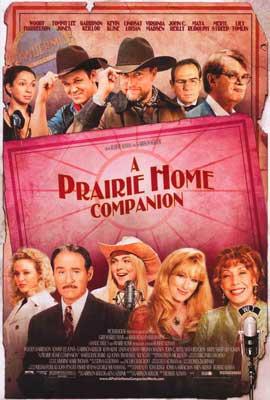 A Prairie Home Companion - 27 x 40 Movie Poster - Style B