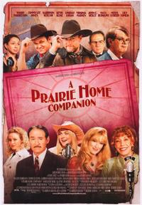 A Prairie Home Companion - 43 x 62 Movie Poster - Bus Shelter Style B