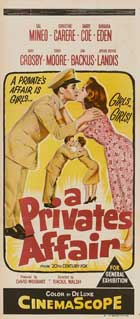 A Private's Affair - 13 x 30 Movie Poster - Australian Style A